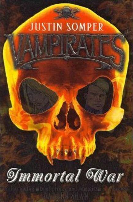 Somper, Justin / Vampirates: Immortal War
