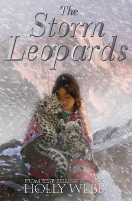 Webb, Holly / The Storm Leopards