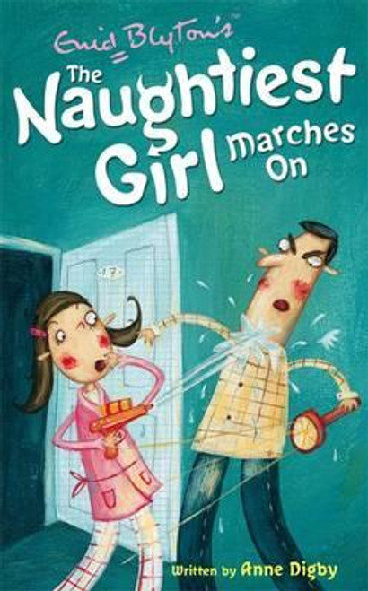 Blyton, Enid / Naughtiest Girl Marches On