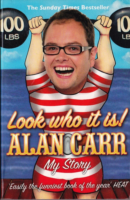 Carr, Alan / Look who it is!
