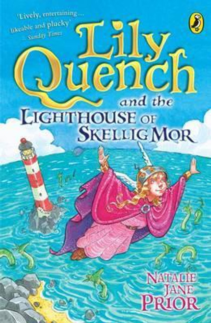 Prior, Natalie Jane / Lily Quench and the Lighthouse of Skellig Mor