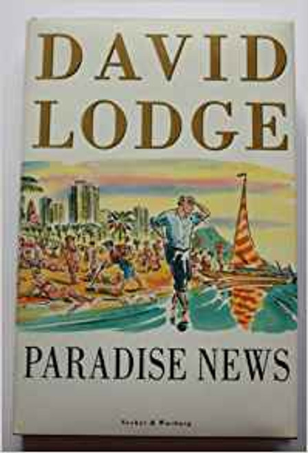 Lodge, David / Paradise News (Large Hardback)
