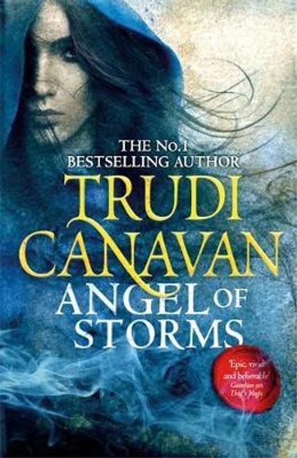 Canavan, Trudi / Angel of Storms (Hardback) ( Millennium's Rule Series , Book 2 )
