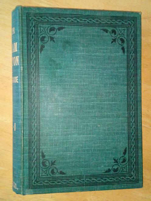 O'Donoghue, David J - Life of William Carleton - Vol 1 -1896 HB Literary Biography
