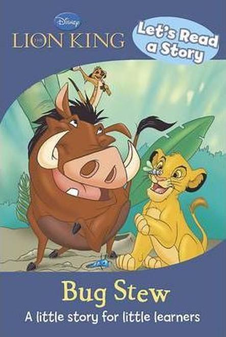 Disney: Lets Read a Story - Bug Stew