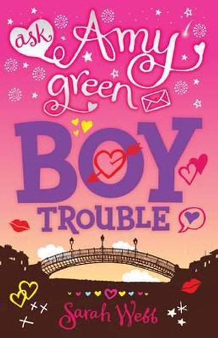 Webb, Sarah / Amy Green: Boy Trouble