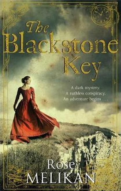 Melikan, Rose / The Blackstone Key