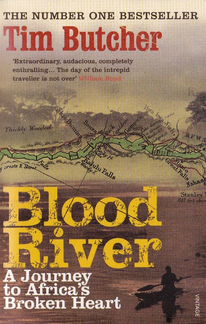 Butcher, Tim / Blood River