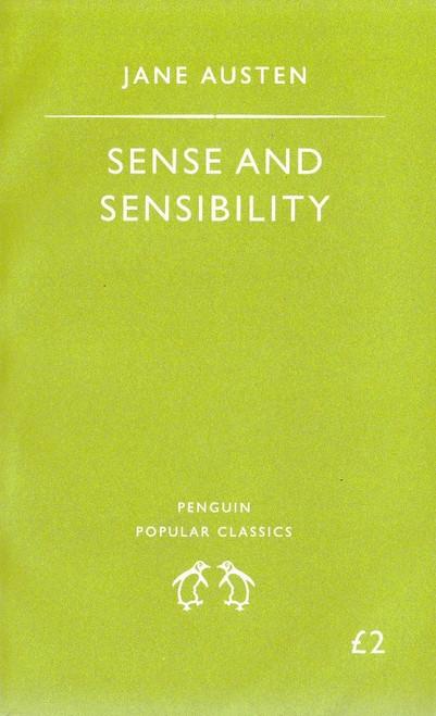 Austen, Jane / Sense and Sensibility