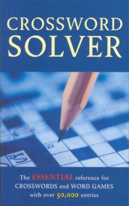 Crossword Solver - Essential reference