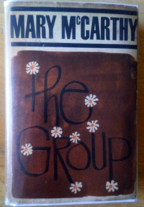 McCarthy, Mary - The Group - HB UK ED 1964 - Vintage Book Club Ed