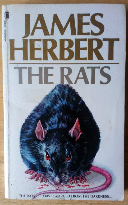 Herbert, James - Rats - Vintage UK PB ED - Horror Classic