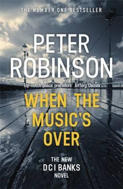 Robinson, Peter / When the Music's Over