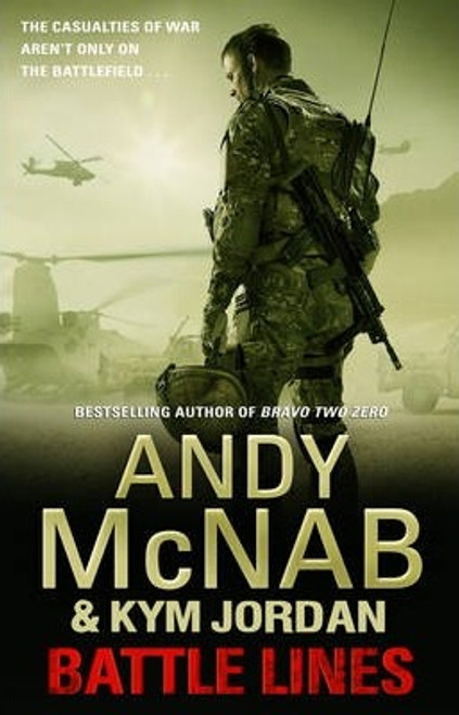 McNab, Andy / Battle Lines