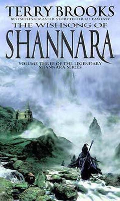 Brooks, Terry / Wishsong of Shannara - Original Shannara Trilogy Book 3
