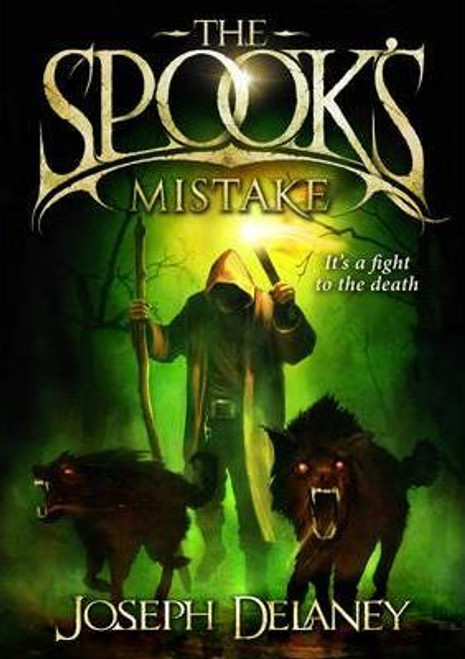 Delaney, Joseph / The Spook's Mistake ( Wardstone Series, Book 5)