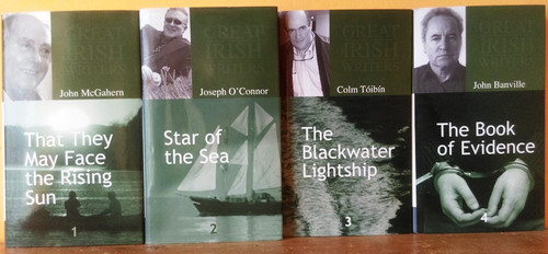 Great Irish Writers (Irish Independent) (Complete 20 Book Set)