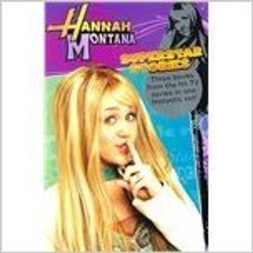 Hannah Montana - Superstar Stories (3 Book Box Set)