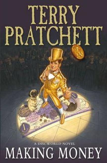 Pratchett, Terry / Making Money (Hardback) ( Discworld 36)