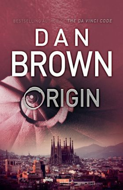 Brown, Dan / Origin (Hardback)