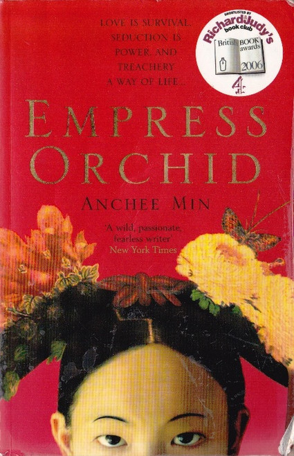 Min, Anchee / Empress Orchid
