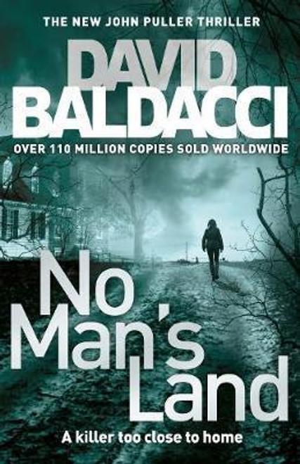 Baldacci, David / No Man's Land (Large Paperback)