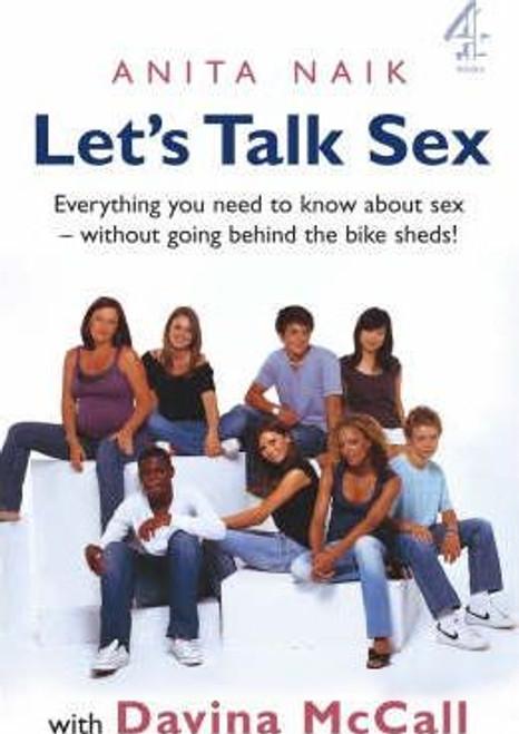 McCall, Davina / Let's Talk Sex (Large Paperback)