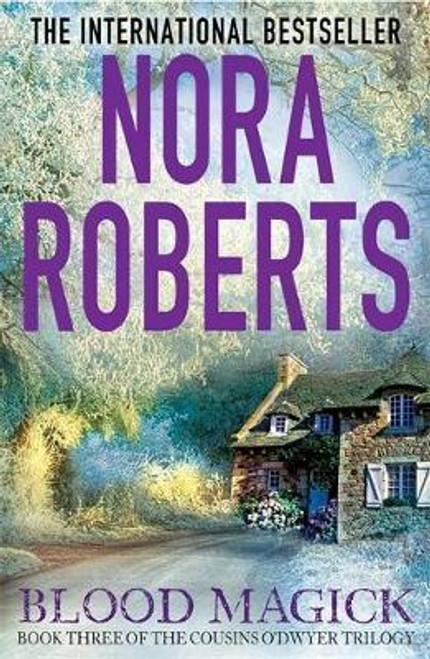 Roberts, Nora / Blood Magick (Large Paperback)