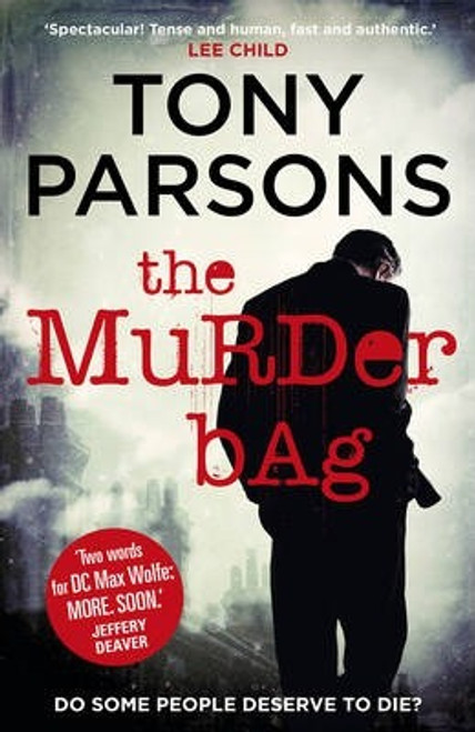 Parsons, Tony / The Murder Bag (Large Paperback)