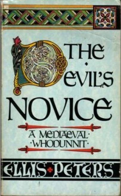 Peters, Ellis / The Devil's Novice