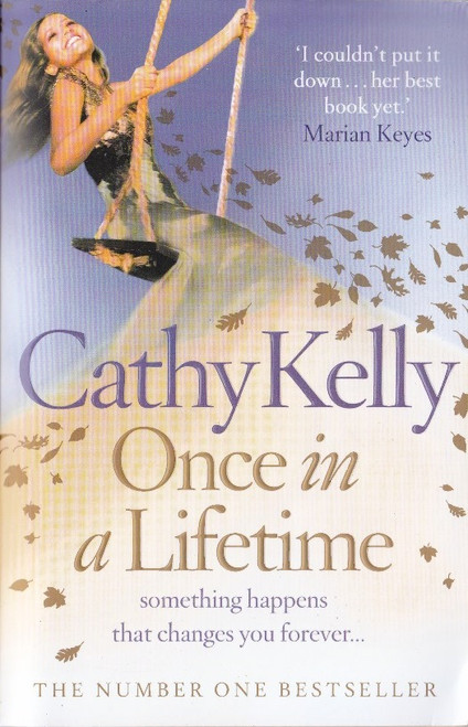 Kelly, Cathy / Once in a Lifetime