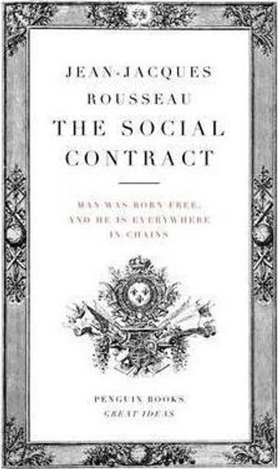 Rousseau, Jean-Jacques / The Social Contract