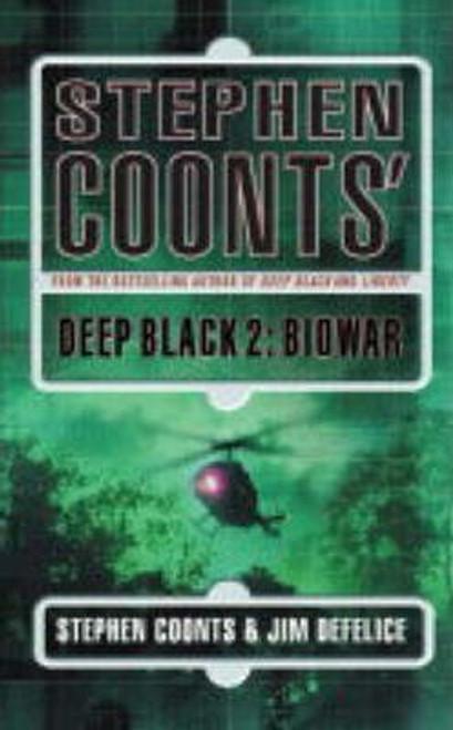 Coonts, Stephen / Deep Black 2 : Biowar
