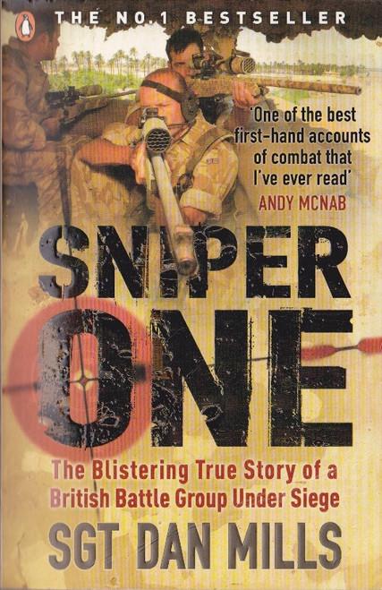 Mills, Sgt Dan / Sniper One