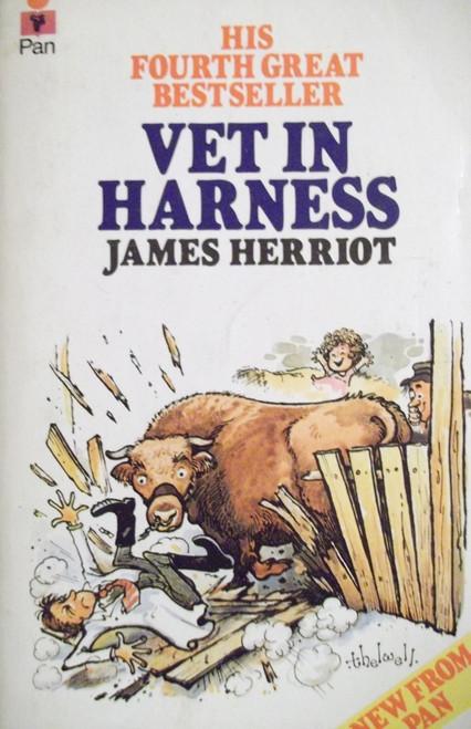 Herriot, James - Vet In Harness ( Veterinarian Series Book 4 )