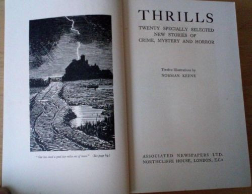 Thrills: Twenty Specially Selected Stories of Crime, Mystery and Horror 1936