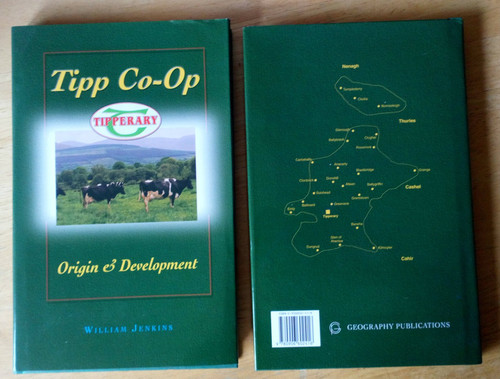 Jenkins, William - Tipperary Co-Op - Origin & Development - Agriculture History