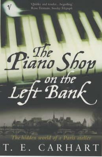 Carhart, T.E. / The Piano Shop On The Left Bank