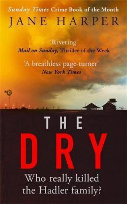 Harper, Jane / The Dry