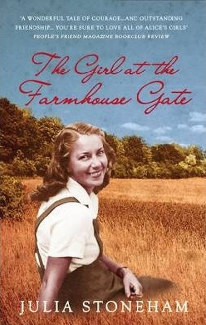 Stoneham, Julia / The Girl at the Farmhouse Gate
