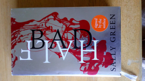 Green, Sally - Half Bad - SIGNED 1st Edition YA 2014