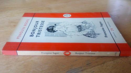 Sagan, Francoise - Bonjour Tristesse - Vintage Penguin 1960- PB Classic