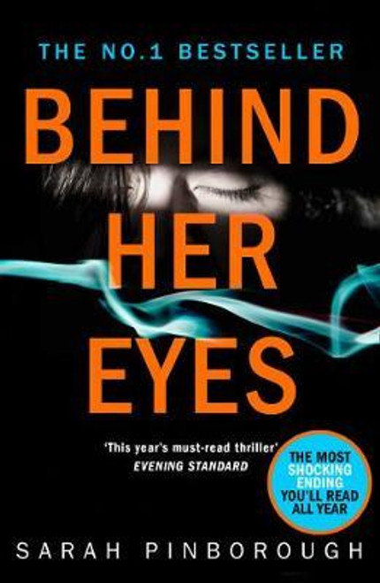 Pinborough, Sarah / Behind Her Eyes
