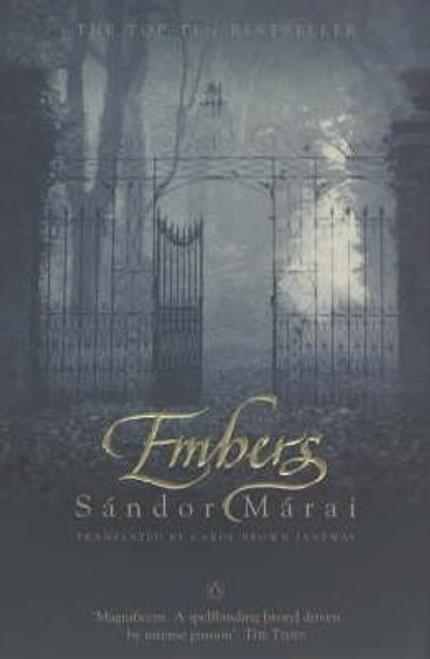Marai, Sandor / Embers