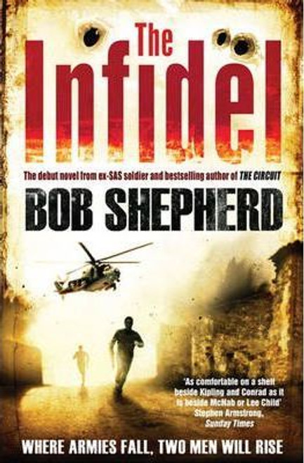 Shepherd, Bob / The Infidel