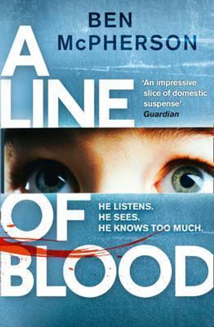 McPherson, Ben / A Line of Blood
