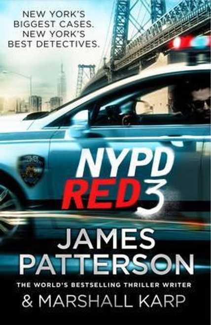 Patterson, James / NYPD Red 3