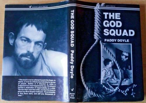 Doyle, Paddy - The God Squad - HB 1st Edition 1988 - Irish Industrial Schools