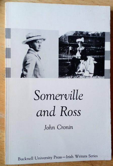 Cronin, John - Somerville & Ross - Irish Writers Series PB 1972