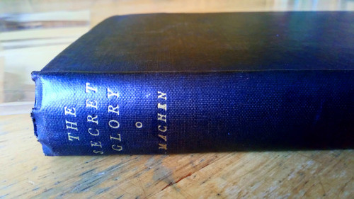 Machen, Arthur - The Secret Glory - HB UK 1st Edition 1922